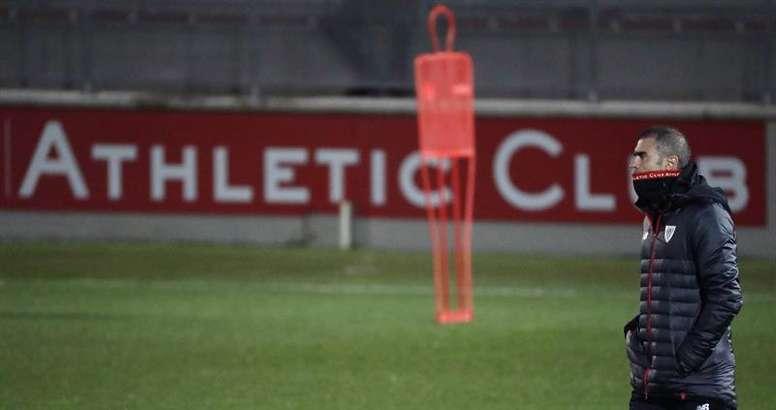 Athletic y Celta se miden en el último partido de la jornada. EFE