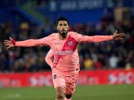Suarez, the next MLS star? EFE