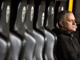 Neville parle encore de Mourinho. EFE
