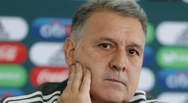 El 'Tata' Martino no llamó a varios futbolistas. EFE