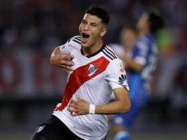 Palacios ne pense pas à Madrid. EFE