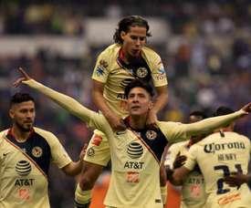 Edson Alvarez pourrait rejoindre les Pays-Bas la saison prochaine. AFP