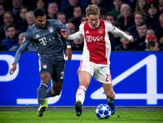 De Jong s'est réuni avec l'Ajax pour dévoiler sa décision