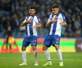 FC Porto venceu o Belenenses. EFE