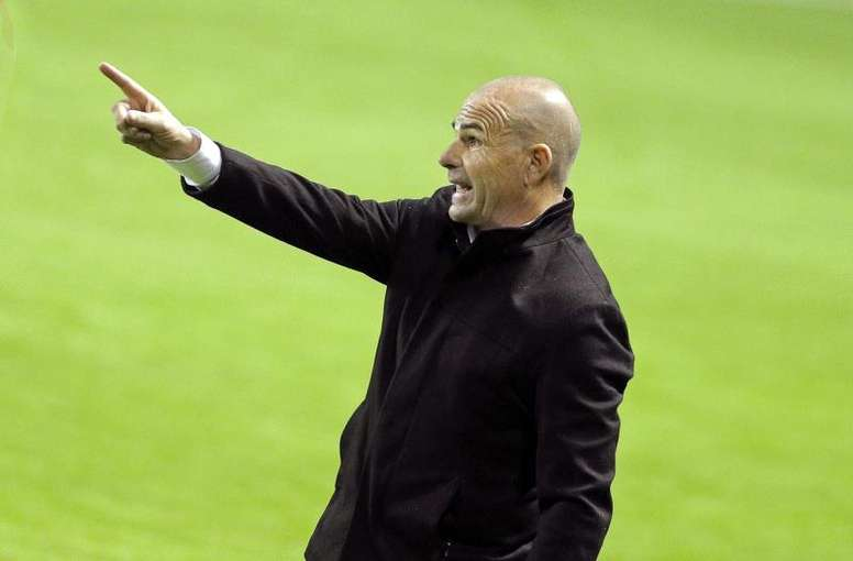 Ya hay lista del Levante para recibir al Barça. EFE/archivo