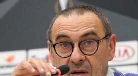 Sarri espera contar con Hazard. EFE/Archivo