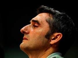 Valverde ne trouve pas la solution avec les rotations. EFE