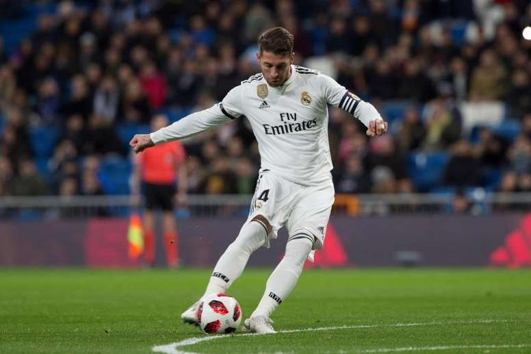 Madrid proved too strong for Leganes. EFE