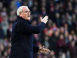 Ranieri pide fichajes. EFE/Archivo
