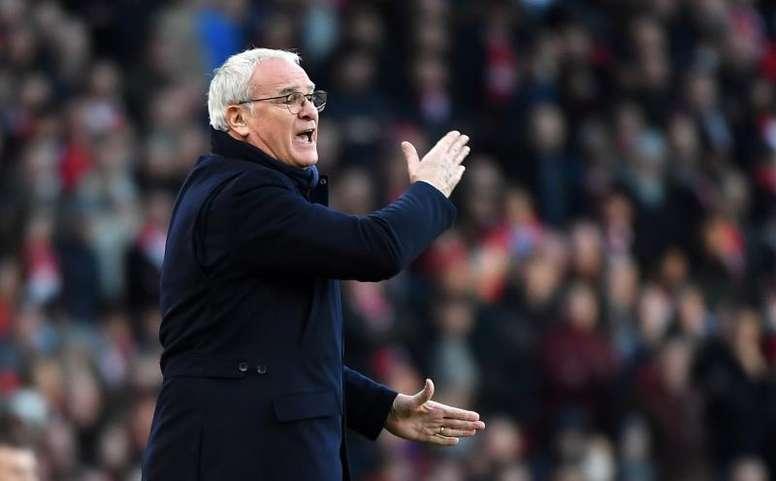 Ranieri sera présenté par la Sampdoria avant lundi. EFE