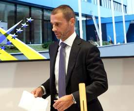 Alexander Ceferin es el único candidato. EFE/Archivo