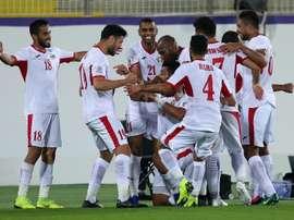 Jordania ha ganado sus dos primeros partidos de la Copa Asia. EFE