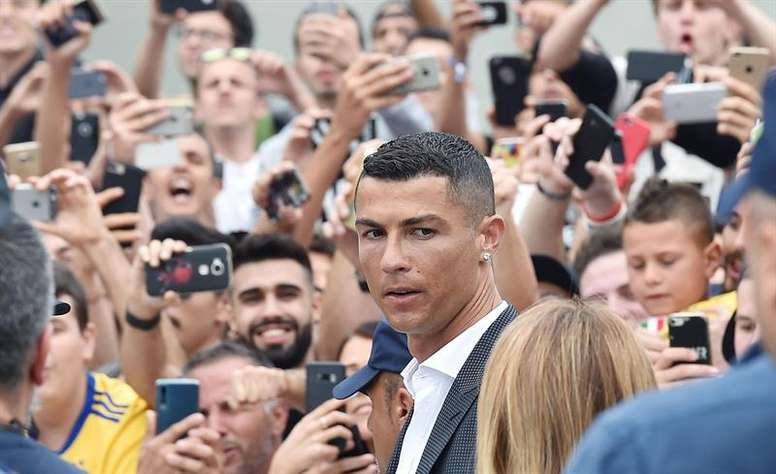 Las Vegas Police have requested a DNA sample from Ronaldo. EFE