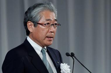 El presidente del Comité Olímpico Japonés, Tsunekazu Takeda. EFE/Archivo