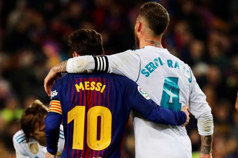 The Clasico will be played on December 18 at 8pm. EFE
