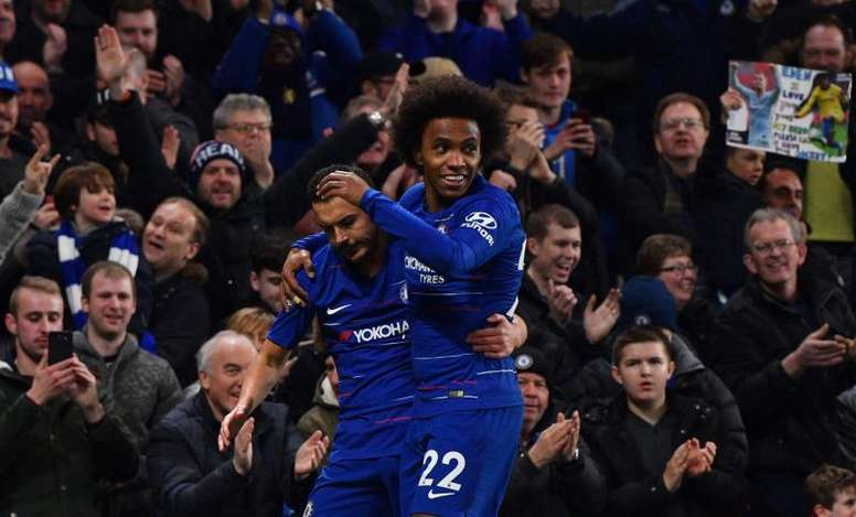 Key Day In Premier League Pedro And Willian May Not End Season