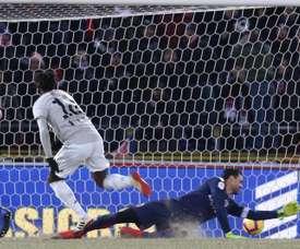La Juventus se impuso al Bologna. EFE