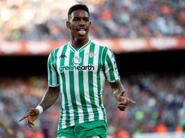 Junior could well become a Barca player in the coming hours. EFE/Archivo