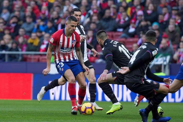 El Villarreal sueña con Vitolo. EFE