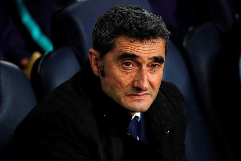 Valverde ne pourra pas recruter de latéral. EFE