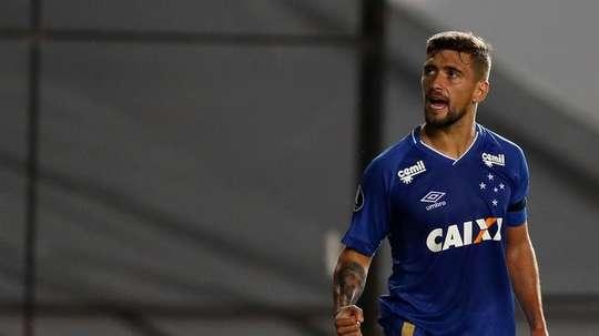 Fichó por Flamengo. EFE/Archivo