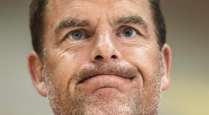 Los de Frank de Boer, eliminados. EFE