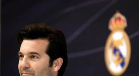 Solari echó de menos la presencia de Benzema. EFE