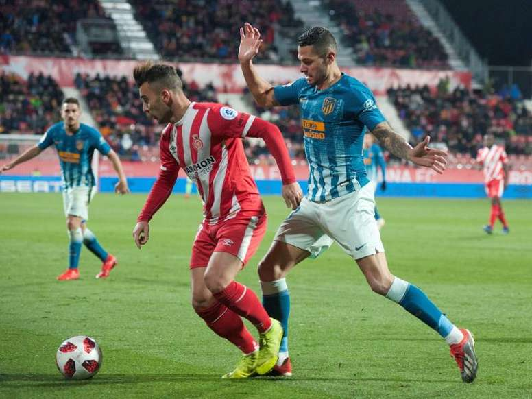 Amagat vuelve al fútbol catalán. EFE/Archivo