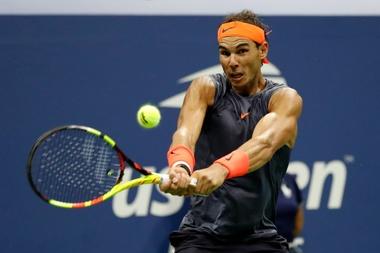 Fotografía de archivo del tenista español Rafael Nadal. EFE/Archivo