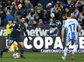 Défaite pour Madrid. EFE