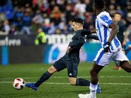 Brahim ne pourra pas jouer à l'Espanyol même si le Real est d'accord. EFE