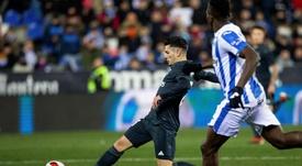 Brahim ha sorprendido a Zidane. EFE