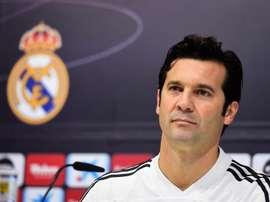 Solari no quiso desvelar si Marcelo será titular o suplente ante el Girona. EFE