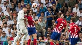 Ramos raconte son coup de tête légendaire. EFE