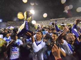 San José de Oruro ha empezado la temporada sin entrenador. EFE/Archivo