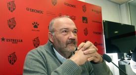 El Reus no levanta cabeza. EFE/Archivo