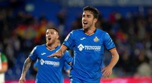 Los 'azulones' dieron un golpe sobre la mesa con un 4-0 al Alavés. EFE