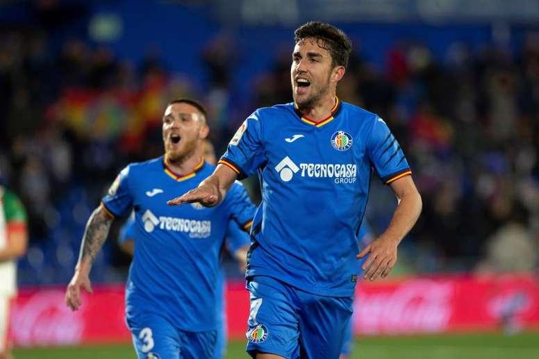 Jaime Mata est convoqué avec l'Espagne. EFE