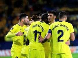 El Villarreal no pueder permitirse una derrota ante un Athletic venido a más. EFE