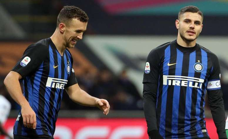 Inter hope to earn 110 million for Icardi and Perisic. EFE