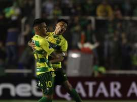 Rojas anotó el solitario gol. EFE/Archivo