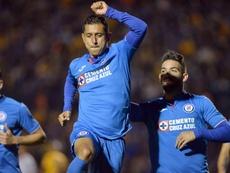 Cruz Azul venció a domicilio. EFE