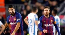 Messi mudou o jogo. EFE