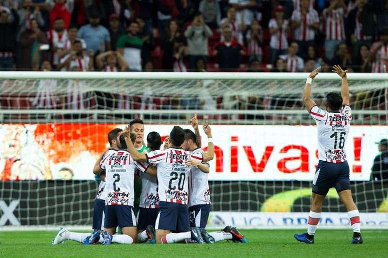 Desaparece el filial de Chivas en la Liga Premier. EFE