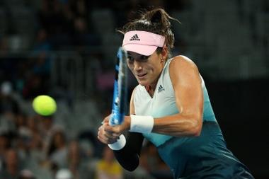 La rusa Anastasia Pavlyuchenkova despidió a una de las principales candidatas al título este año en el Abierto de Australia. EFE/EPA