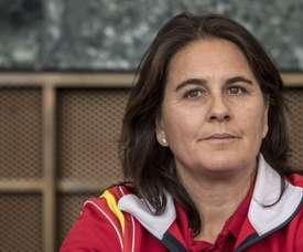 La extenista española Conchita Martínez. EFE/Archivo