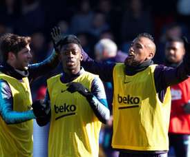 former technical secretary of FC Barcelona defends Dembele. EFE/Archive