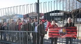 El Alcobendas Sport confirma que quiere comprar la plaza del Reus. EFE/Archivo