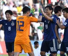 Japón ya está en cuartos. EFE