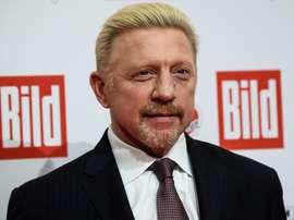El ex jugador alemán Boris Becker. EFE/Archivo